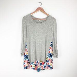41 Hawthorn long sleeve blouse